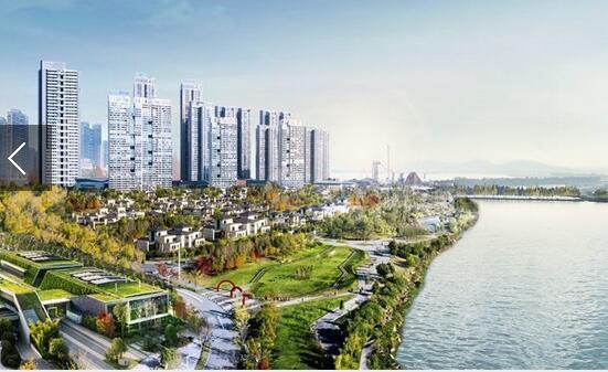華僑城墅區