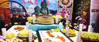 """黄冈东坡文化美食节84个""""三品一标""""特产走出麻城"""