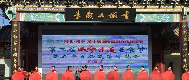 叫响楚菜品牌 首届楚菜博览会咸宁分会成功举办!