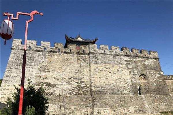 襄阳古城墙修缮完工 系20年来最大维修工程