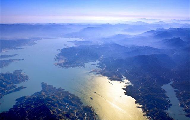 长江三峡工程——安澜繁荣 世纪梦圆
