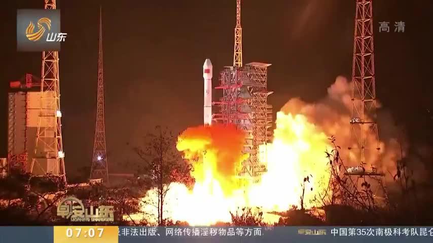 """新年首""""发""""!我国成功发射""""中星2D""""卫星"""
