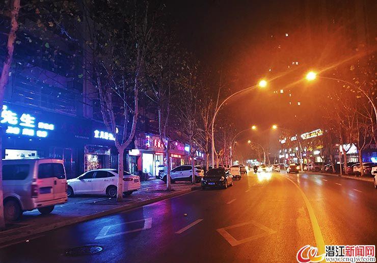 """潜江:一条""""小资街""""的诞生……"""
