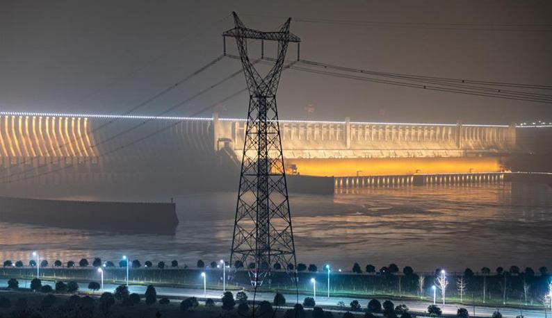长江委对三峡水库实施应急调度 防御冰冻灾害和咸潮入侵