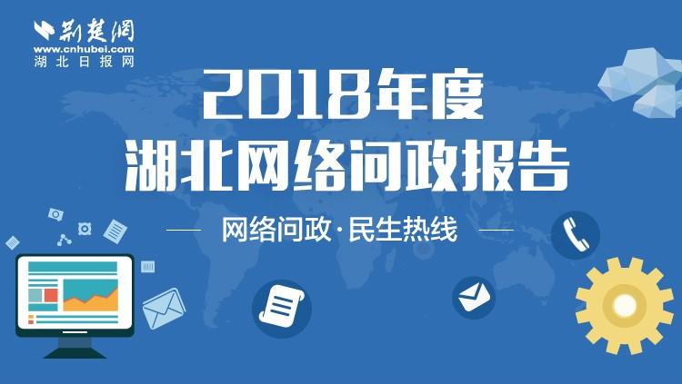 2018年湖北網絡問政報告:網絡留言板 民意連心橋
