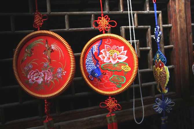 湖北恩施:土家刺绣的传承与新生