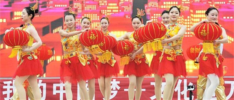 """咸宁市""""启航2019""""文化下乡惠万家"""