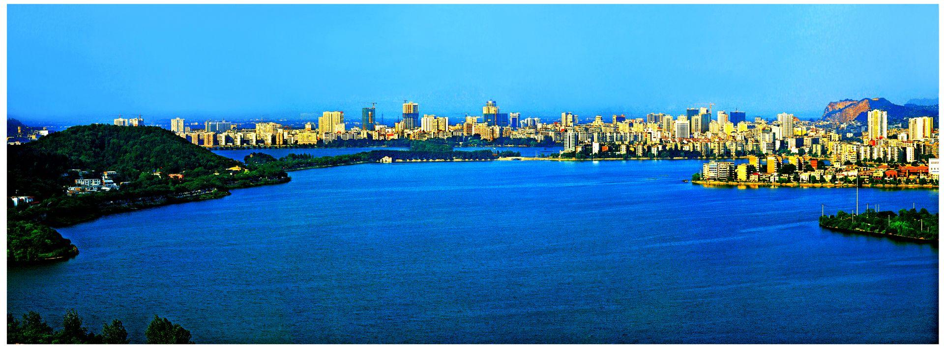 黄石_半城湖