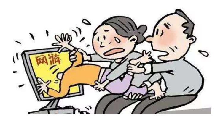 """家长怒进游戏群控诉 遭舆论反呛""""不背锅"""""""