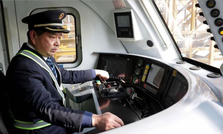 火车司机张祖刚的最后一个春运