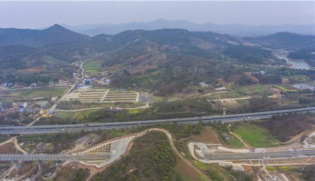 蒙华铁路百米