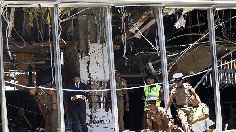 斯里兰卡多地发生爆炸 伤亡严重