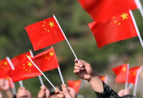 复兴路上中国风华正茂