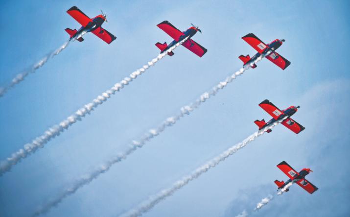 """第二届""""国际航联世界飞行者大会""""来了! 全球顶尖飞行员5月汇聚江城"""