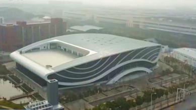 第七届世界军人运动会:35个场馆本月底建成或改造完成