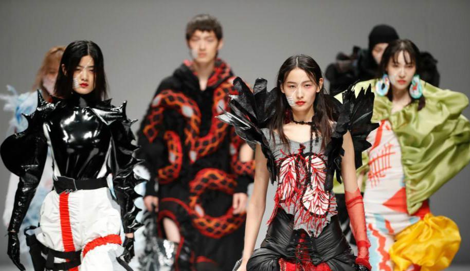 2019中国国际大学生时装周开幕