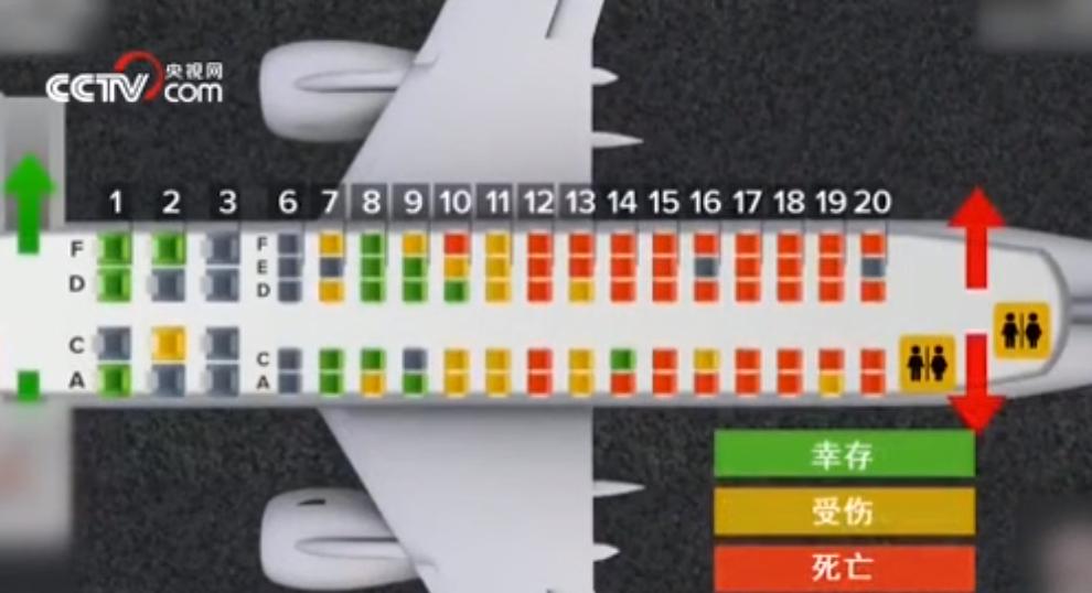 俄客机事故细节曝光:乘客拿行李耽误他人逃生