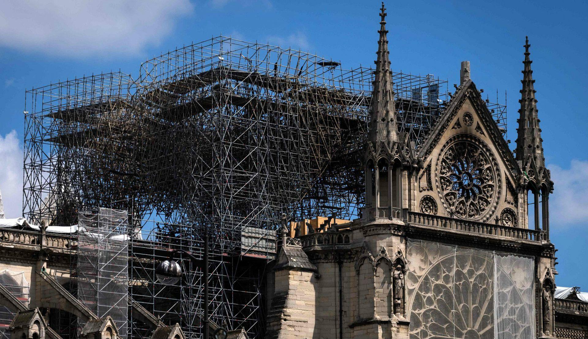 外媒:法下议院通过巴黎圣母院重建法案
