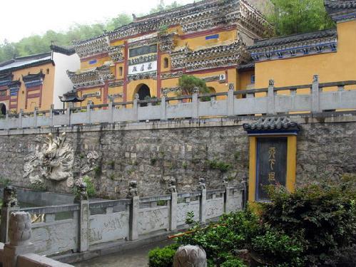 黄梅五祖寺
