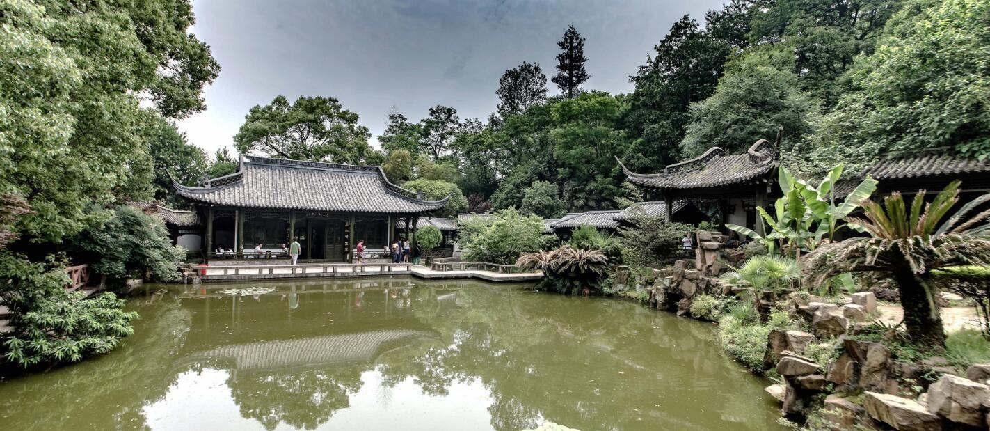 吴王御花园