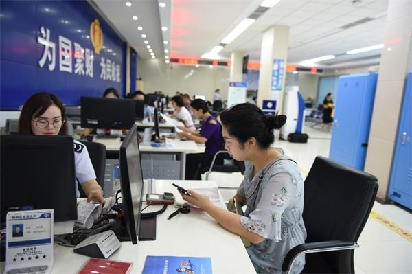 荆州区税务局多措并举 提升纳税人和缴费人获得感