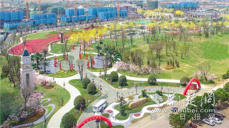武汉恒大时代新城示范区8月17日正式开放全能配套尽享城市漫生活