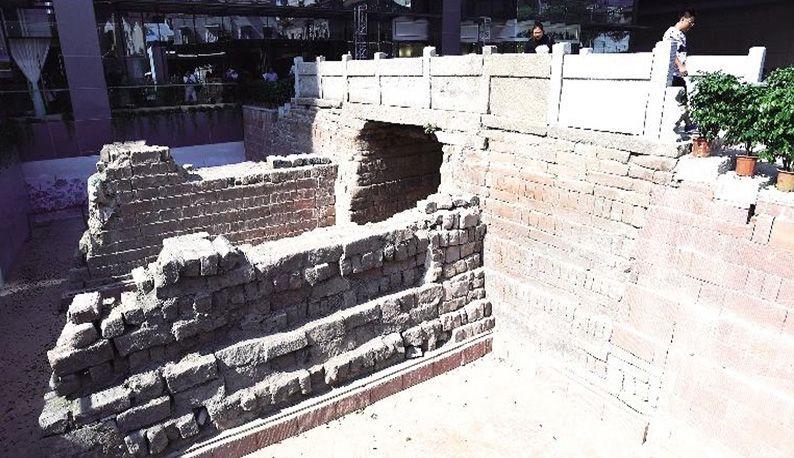 357岁保寿硚回迁到汉正街原址  汉正街25处历史遗存得到有效修复