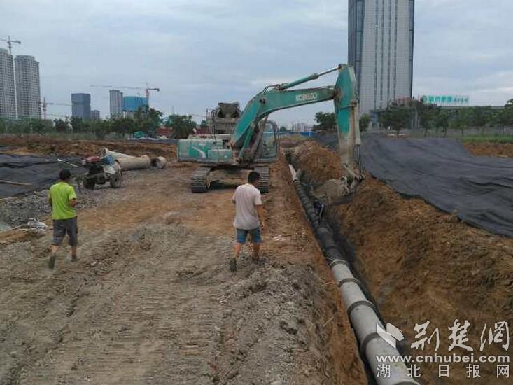 襄阳交通路至荣华路段预计年底完工通车