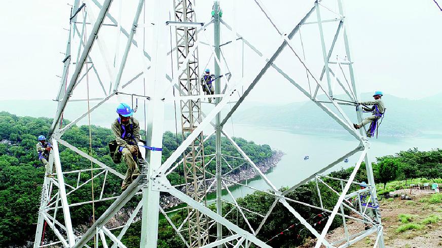 十堰至襄阳新增一条500千伏输电线路