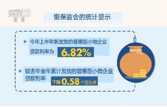 6月末小微企业贷款余额超35万亿 有贷款的小微企业接近2000万户