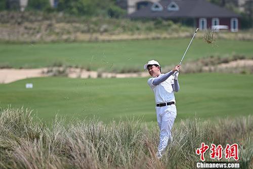 汇丰青少年高尔夫上海站正赛拉开战幕