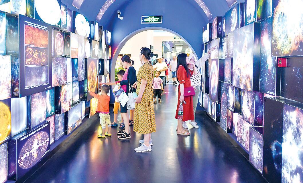 """武汉版""""博物馆奇妙夜""""首秀,你去逛了没?"""