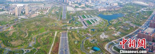 """""""武汉人均公园绿地面积达9.61平方米"""