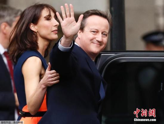 """""""英前首相卡梅伦:英国或应举行第二次脱欧公投"""