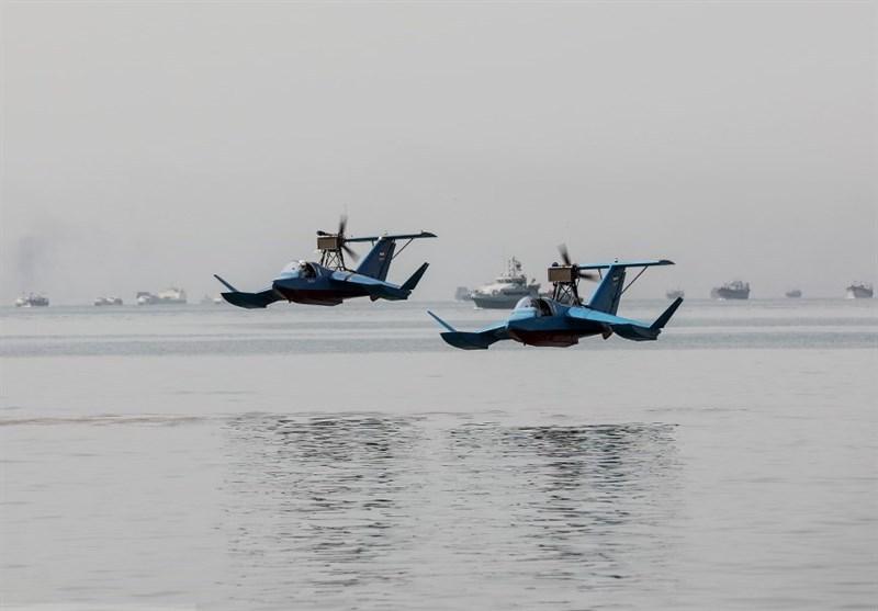 """""""伊朗超200艘战舰将在波斯湾参加阅兵"""
