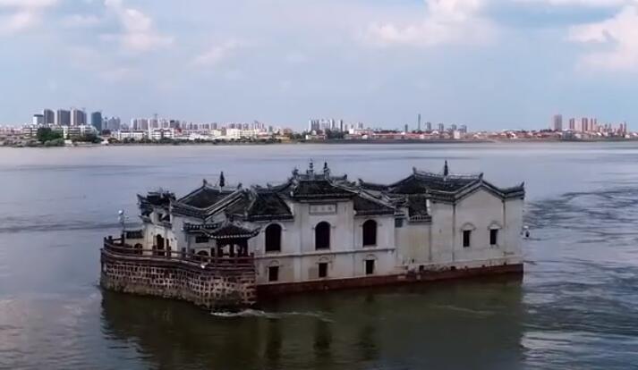 """湖北古建筑海外成""""网红"""""""