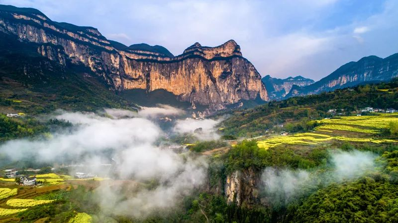 """驚豔!恩施到底要多美?才能入選""""攝影發現中國""""十大最美景觀"""