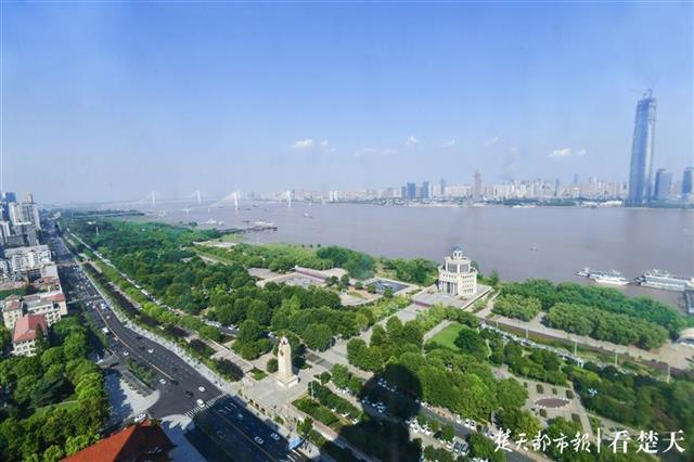 """""""武汉打造世界级城市中轴文明景观带 6大专项规划完成近期建设目标"""