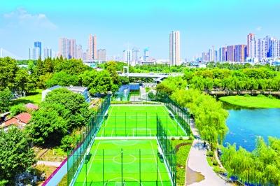 """""""武汉243块社区足球场具体位置公布 看看在你家附近吗"""