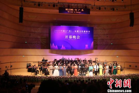2019中国(广西)—东盟文化旅游周启幕
