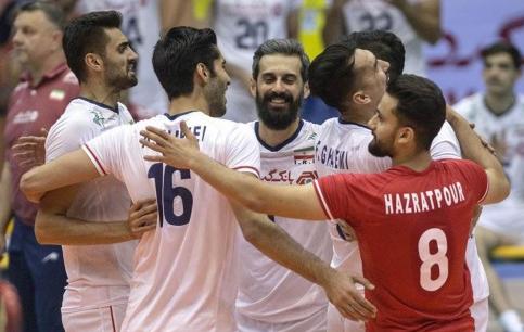 男排亚锦赛 中国队0-3不敌伊朗队