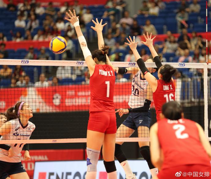 绥化天气_中国女排3:0韩国女排 赢得2019年女排天下杯首战败利