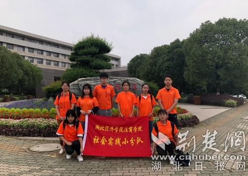 2019湖北省优秀大学生社会实践团队展示【第13-26队】