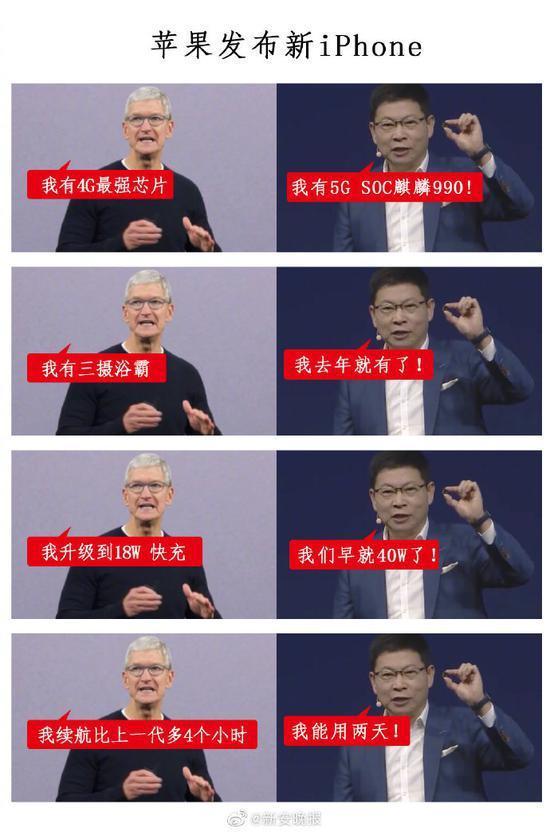 苹果新品发布会 iPhone11 Pro国行起价8699元 这一点已经落后华为