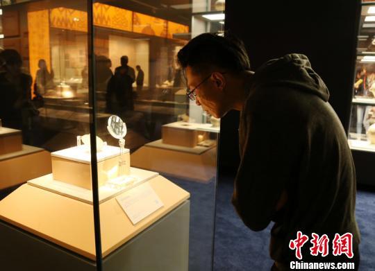 """380组(件)精品文物展示""""一带一路""""中的青海"""