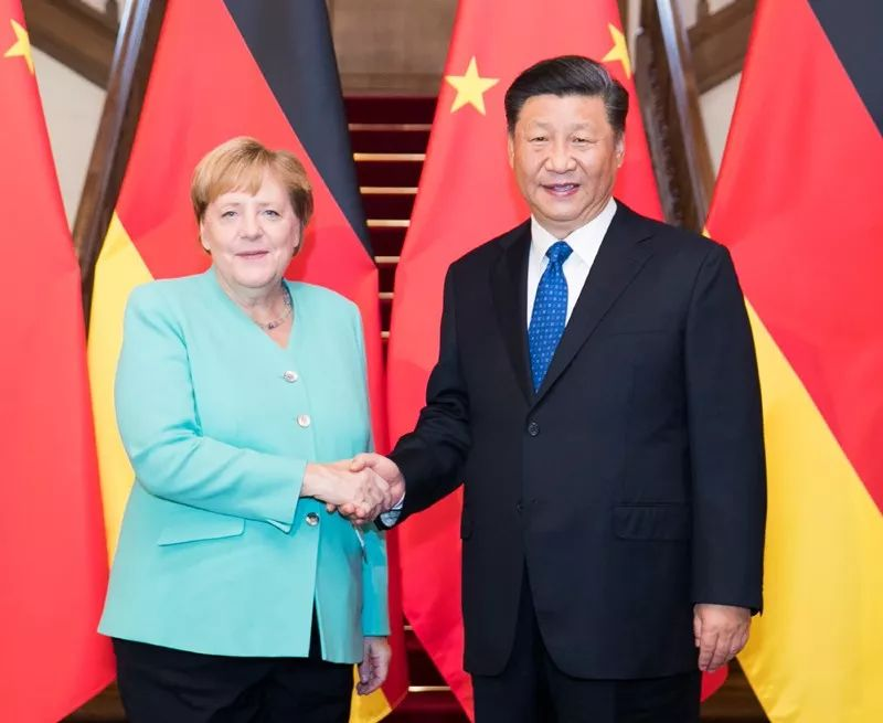 <b>德国总理默克尔第12次访华,传递的这条信息很重要</b>