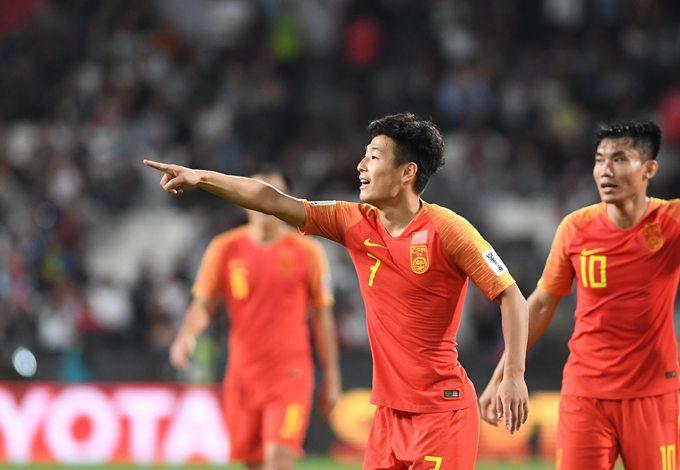武磊从西班牙回国 在西甲打拼了一个多赛季 战神这么说