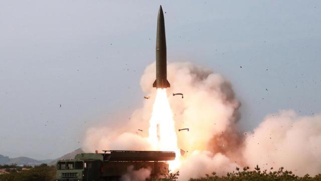 """""""日媒曝日本无法探测朝鲜新型导弹 需依靠韩国情报"""