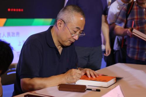 """""""专访著名作家叶兆言:只要有一口气,我还会写下去"""
