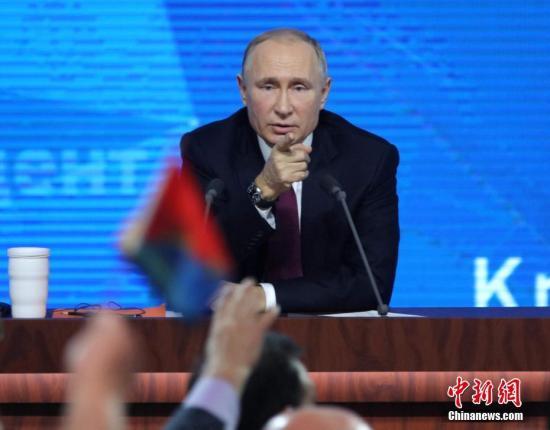 """""""普京将与内塔尼亚胡举行会谈 就中东局势交换意见"""